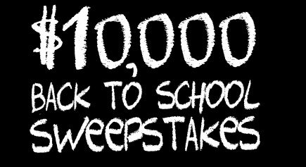 Bar-S Foods Co. $10,000 Back to School Sweepstakes