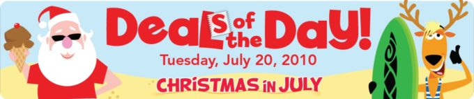 "Toys ""R"" Us Christmas In July -Deal Of The Day!"