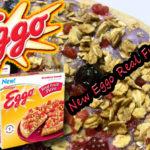 Kellogg's Eggo Real Fruit Pizza – A Quick And Tasty Breakfast!
