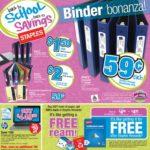 Sneak Peek At Staples Back To School Sales 8/1-8/7