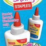 Staples 1c Extreme Deal – Plus Sneak Peek At 7/18 Weekly Ad