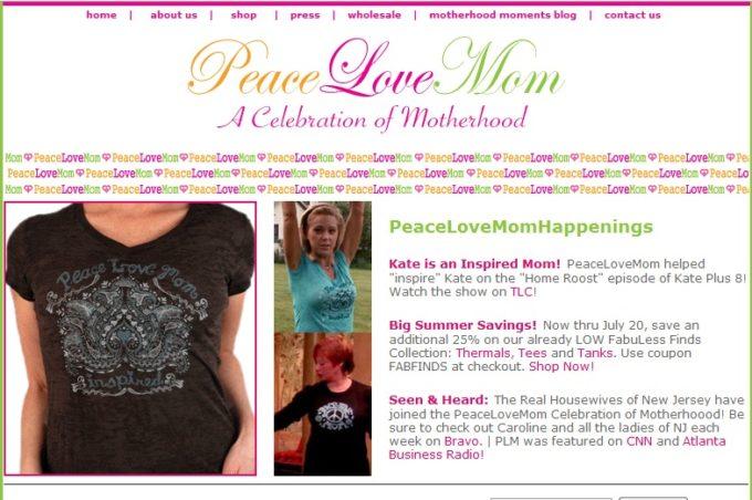 PeaceLoveMom-Previous Sponsor