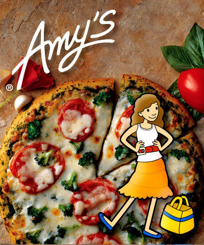 Lundberg & Amy's Kitchen Free Recipe Book And Coupon Booklet