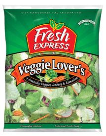 Fresh Express Precautionary Recall Of Veggie Lovers Salad