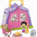 Fisher-Price Recalls Little People Play 'n Go Campsite