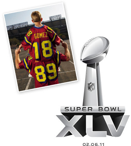 Juicy Rewards Deal of the Day Sweepstakes – A Trip For Two to Super Bowl XLV!