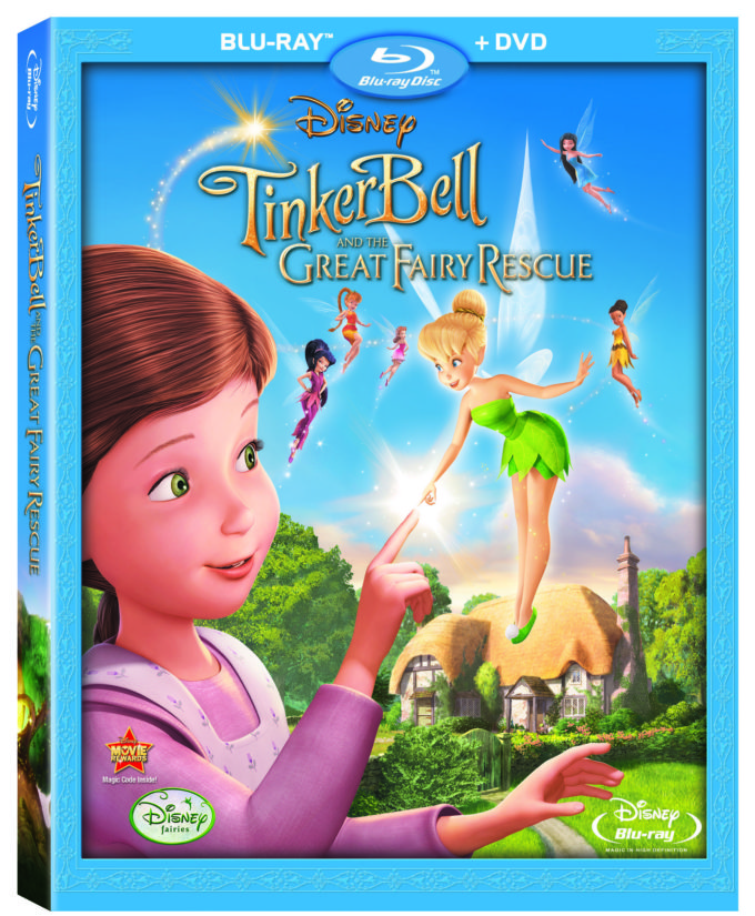 Tinker Bell and the Great Fairy Rescue Review & Giveaway!