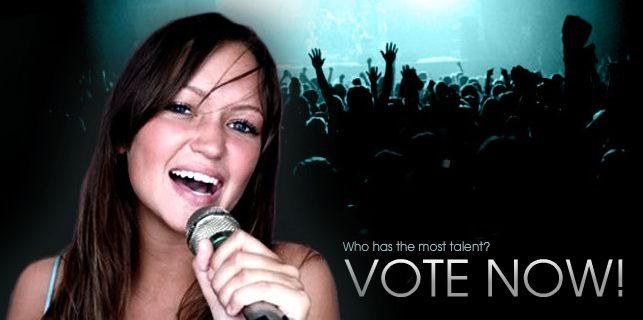 Talent's Voting Has Begun!