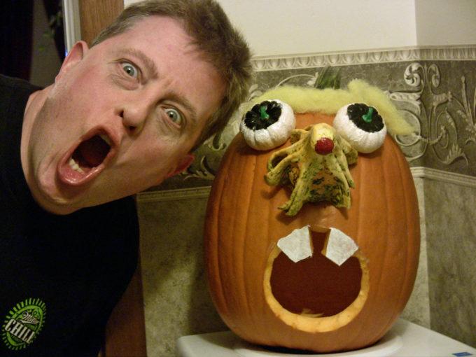 Wordless Wednesday – Pumpkin Heads!(Linky)