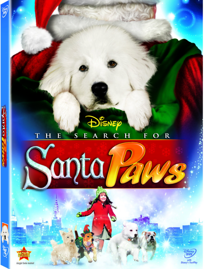 Disney's The Search For Santa Paws Review
