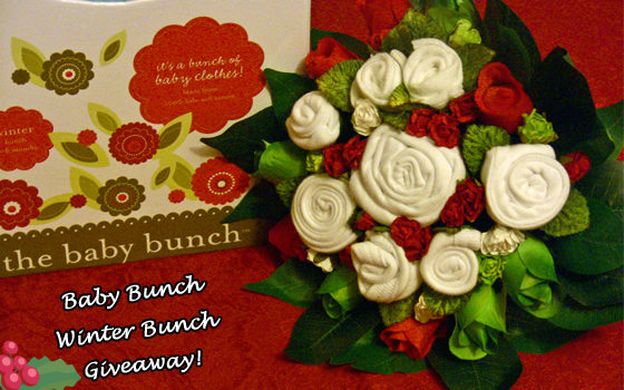 Baby Bunch Winter Bunch Giveaway!