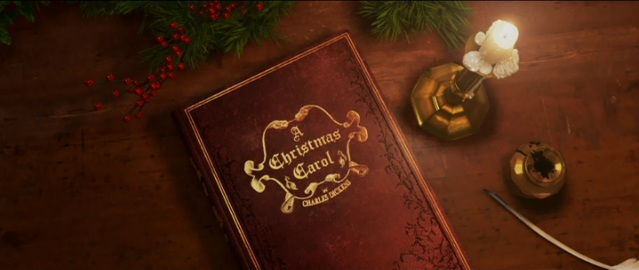 "Review - Disney's ""A Christmas Carol"" Available Nov. 16! | A Happy Hippy Mom"