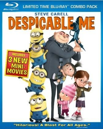 Despicable Me Review & Giveaway!
