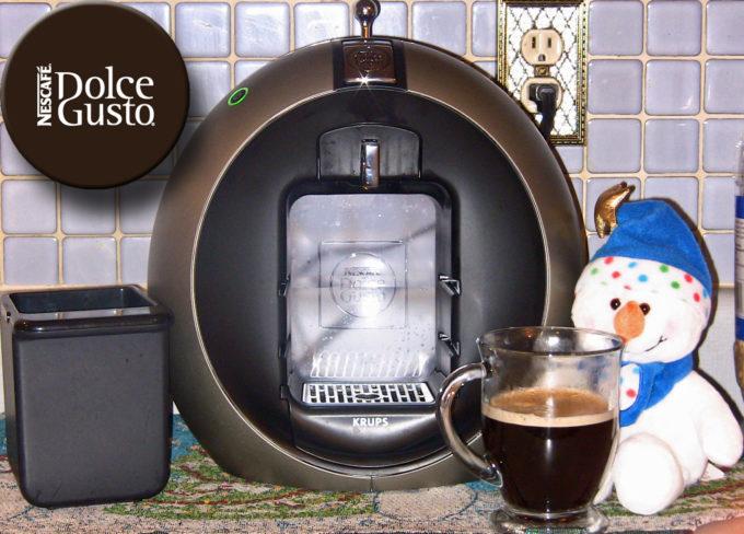 NESCAFE Dolce Gusto Circolo – Giving Kitchens Flair!