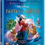 FANTASIA/FANTASIA 2000 On Blu-ray Giveaway!