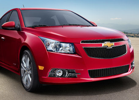 Chevrolet Cruze Top Safety