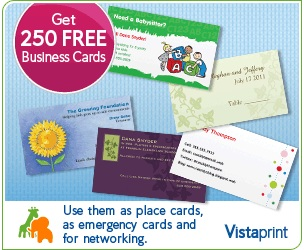 250 free business cards a happy hippy mom free business cards colourmoves