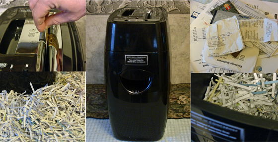Fellowes P-12C Shredder