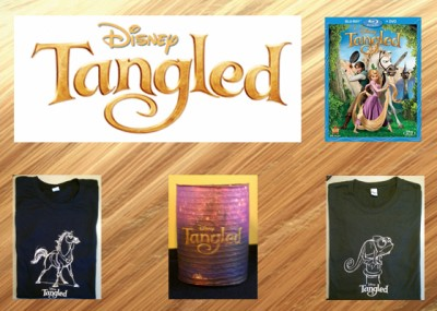 Tangled Giveaway