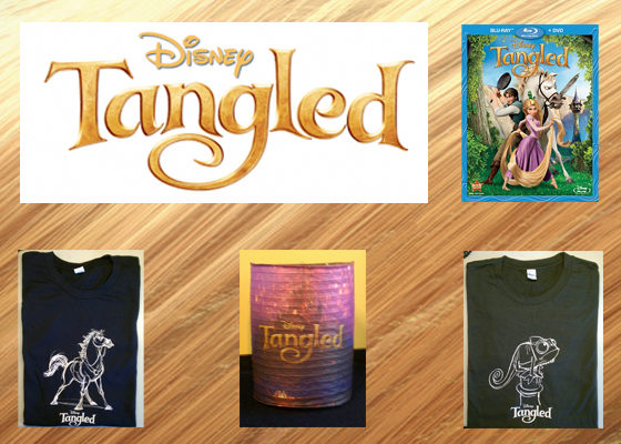 Last Day To Enter Disney's Tangled Giveaway!