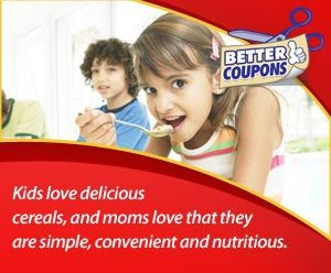 Kellogg's-Free $5 In Coupons!