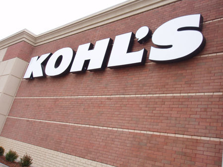 The Big One at Kohls!