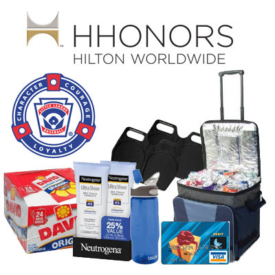 Hilton HHonors Little League Play Of The Week Contest & Parent Survival Kit Giveaway!
