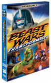 TRANSFORMERS: BEAST WARS Season One 4-DVD Set Giveaway!