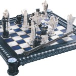 Exclusive Harry Potter Chess Set!