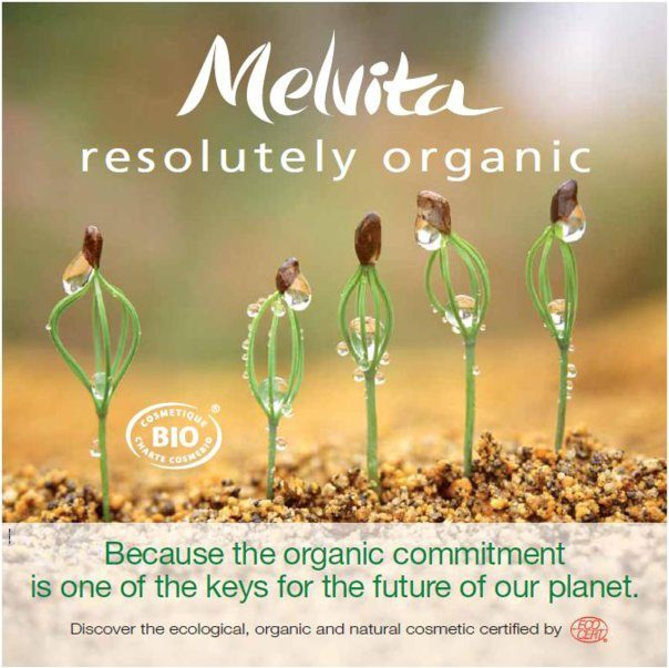 Melvita – Certified Organic Skin Care Products!