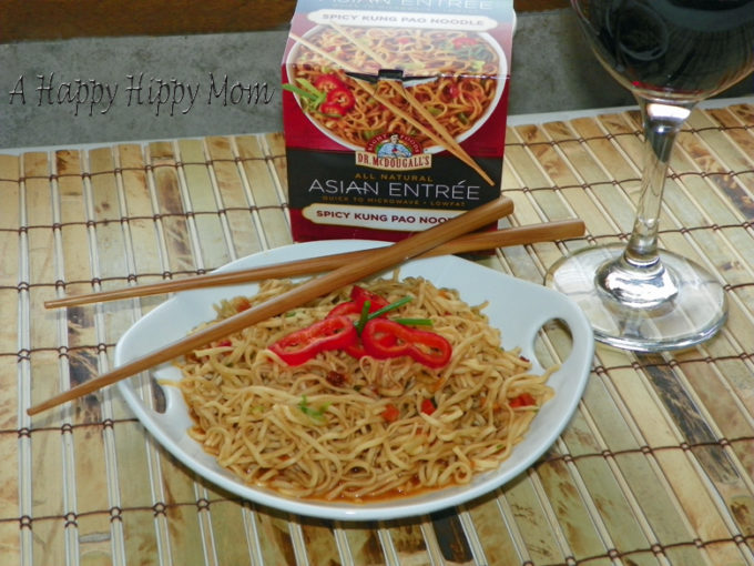 All-Natural Asian Entrees From Dr. McDougall's Right Foods!