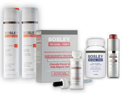 Bosley Professional Strength Kit For Women Review & Giveaway!