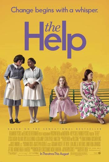 DreamWorks Pictures' THE HELP Prize Pack Giveaway!