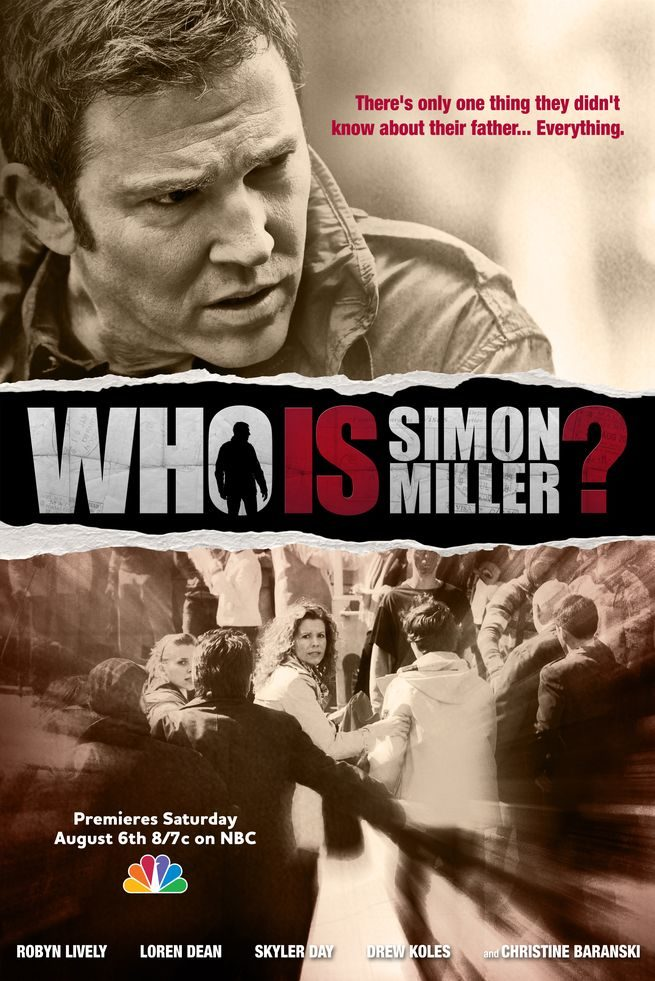 "Family Movie Night ""Who Is Simon Miller?"" Premiering August 6th!"