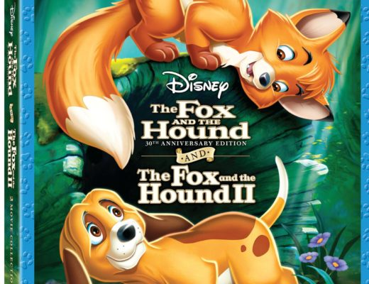 Fox&HoundFox&HoundII2MovieCollectionBlurayCombo