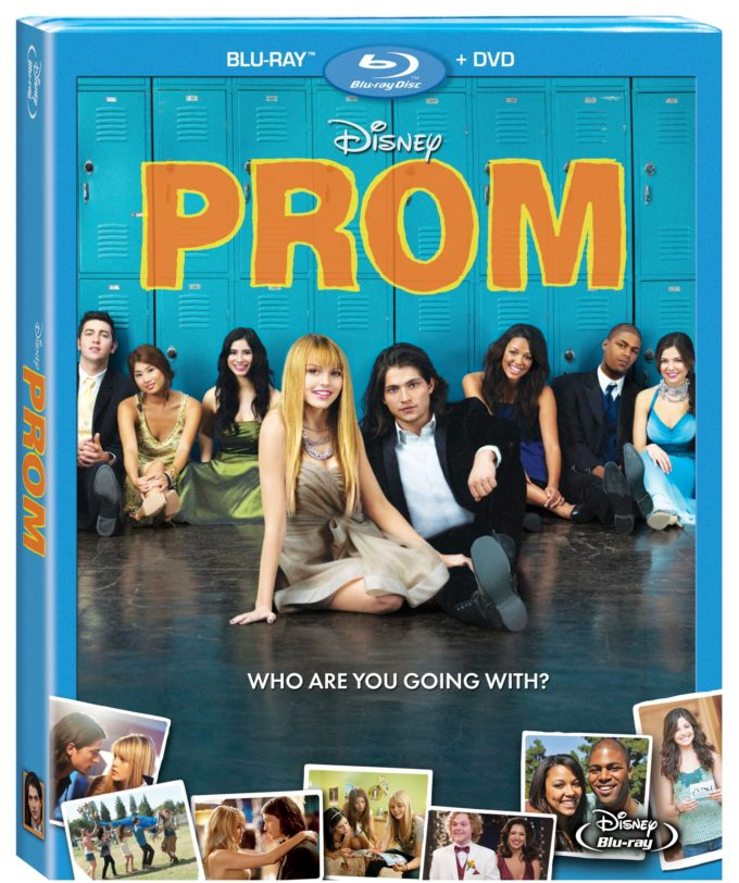 PROM Blu-ray + DVD Combo Pack Giveaway!