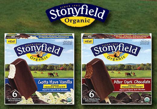 Stonyfield Bars