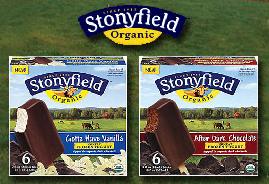 Stonyfield Summer in a Box Giveaway -$80 Value!