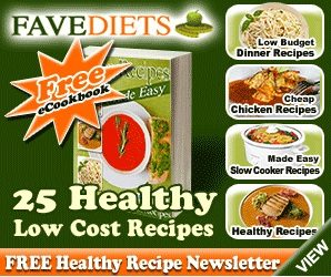 "FREE ""Cheap Recipes Made Easy: 25 Healthy Low Cost Recipes"""