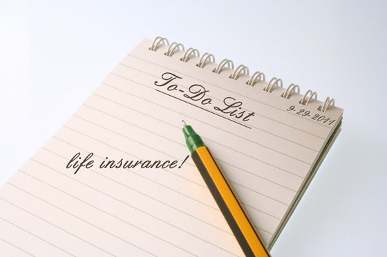 Should Life Insurance Be On Your To-Do List?
