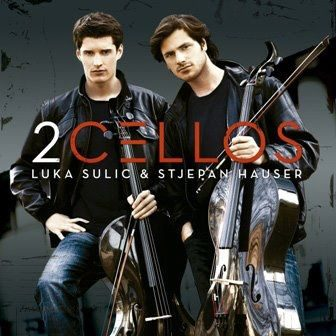 2CELLOS Signed Album CDs and Signed Posters Giveaway!