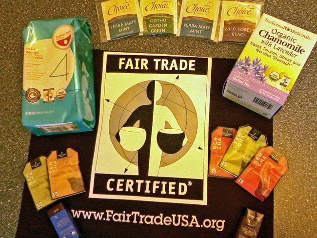 FREE Fair Trade Finder App. & Fair Trade USA Goodie Bag Giveaway!