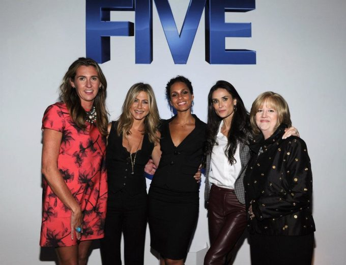 Lifetime's Upcoming Movie FIVE- Tune In On October 10th at 9PM ET!