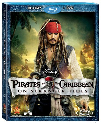 Pirates of the Caribbean: On Stranger Tides Review & Giveaway!
