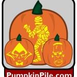 FREE Printable Pumpkin Carving Stencils!