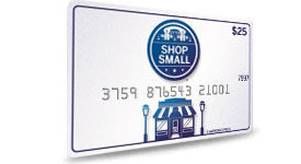 FREE $25 American Express Gift Card!