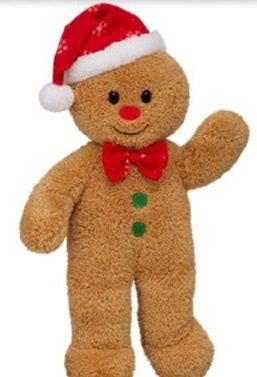 TODAY ONLY Build-A-Bear 17″ Gingerbread Bear FOR $5!