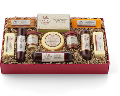 Hickory Farms' Gift Boxes Review- A Cherished Holiday Tradition!
