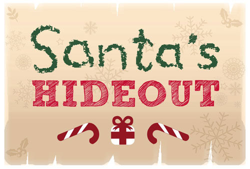 Conde Nast Santa's Hideout – Make Holiday Gifting Magical!