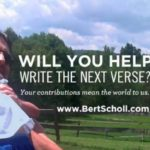 Help Bert Write The Next Verse!